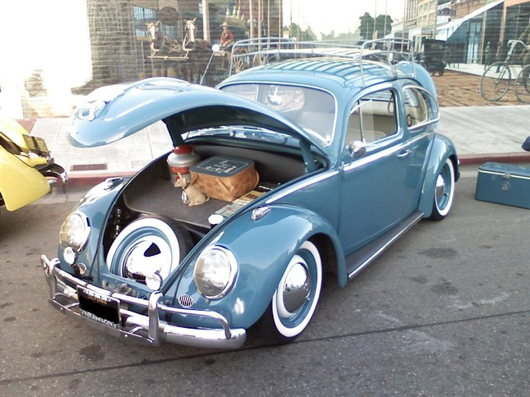 1963 - Volkswagen, Beetle Hard Top Sedan