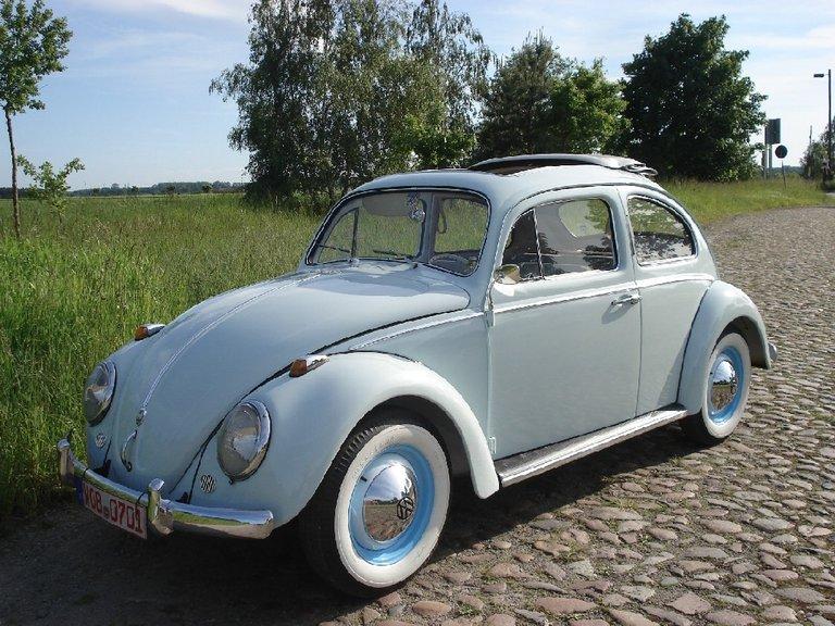 1960 - Volkswagen - Volkswagen