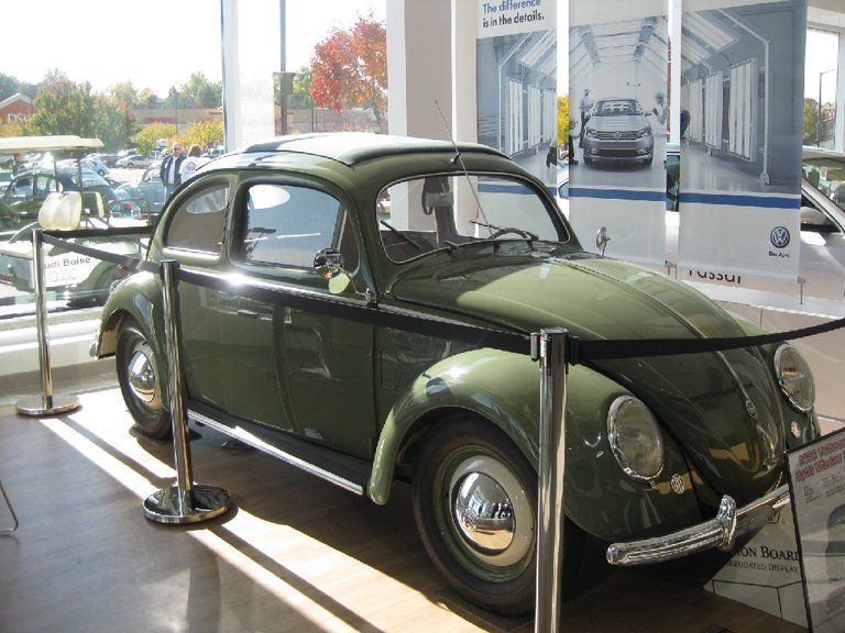 1952 - Volkswagen - Volkswagen