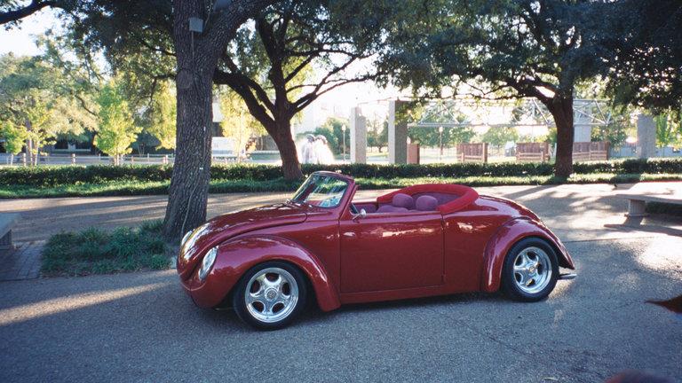 1973 - VW, Super Beetle