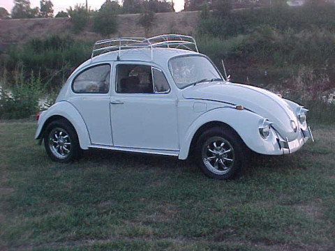 1968 - VW, Bug