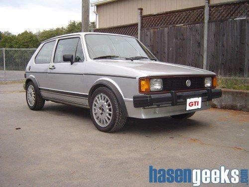 1983 - Volkswagen, GTI