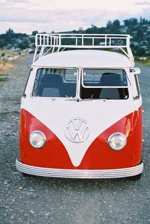 1967 - Volkswagen, Bus