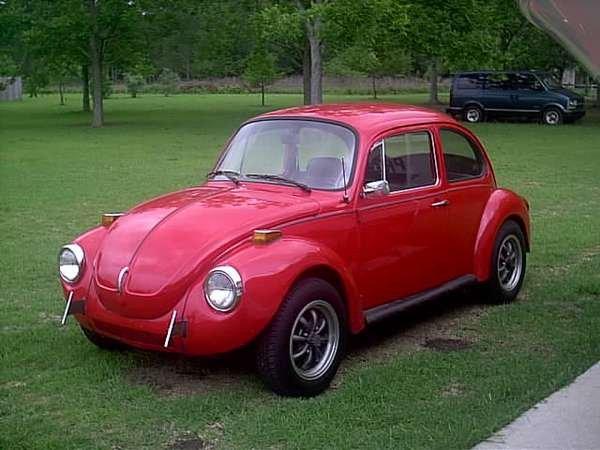 1973 - volkswagen, super beetle