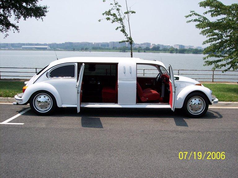 1972 - VW, Super Beetle