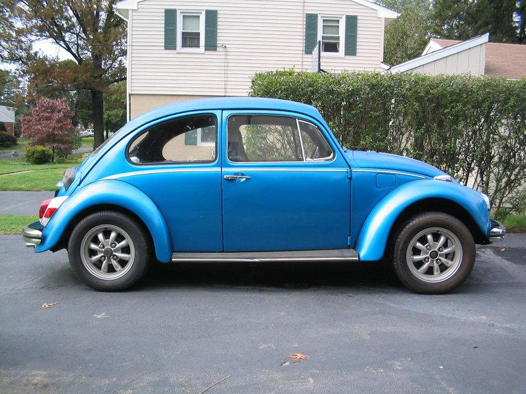 """1971 - VW, scdan """"beatle"""""""