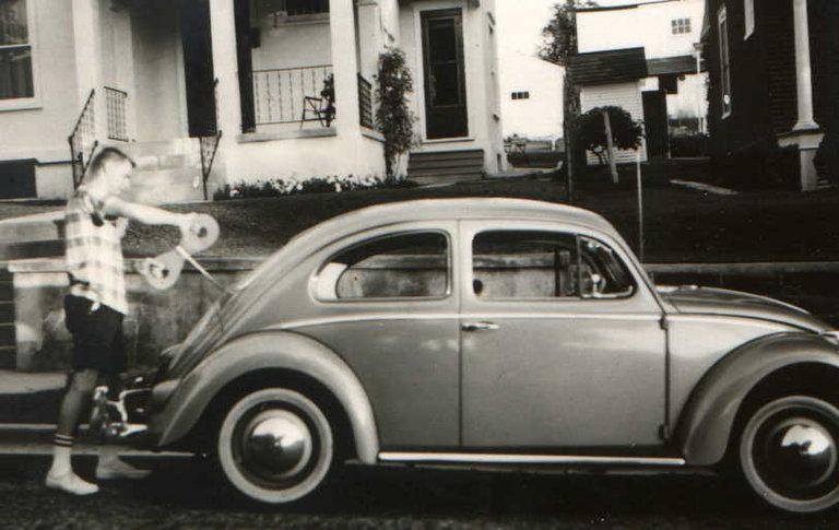 1959 - VW, Sedan