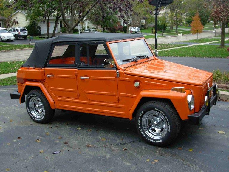 1974 - VW, Thing