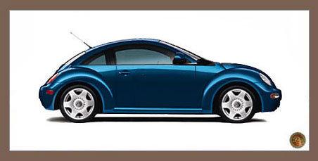 2000 - VW, Beatle