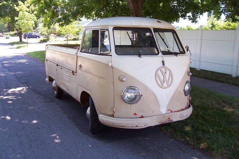 1958 - VW, Pickup