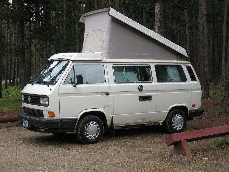 1988 - Volkswagen, Vanagon Westfailia Camper