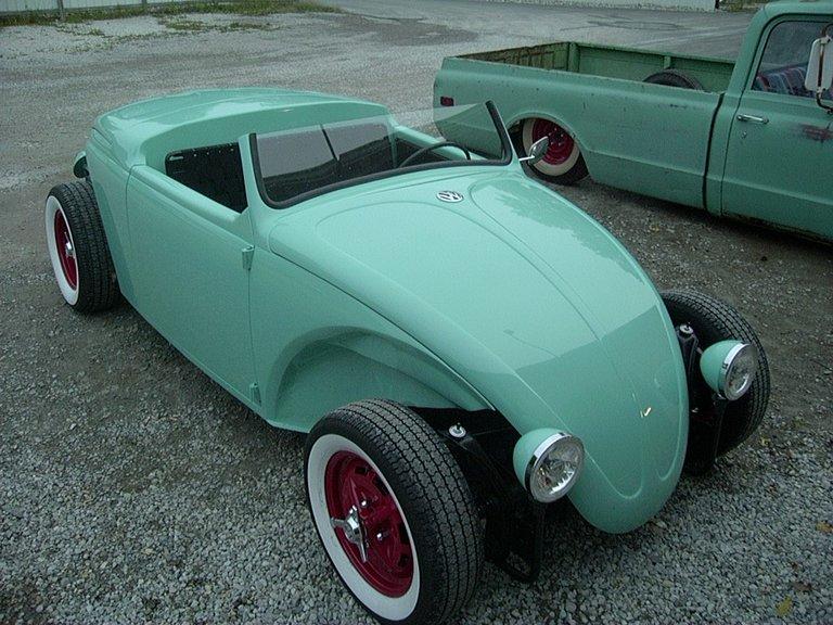 1971 - VW, Beetle