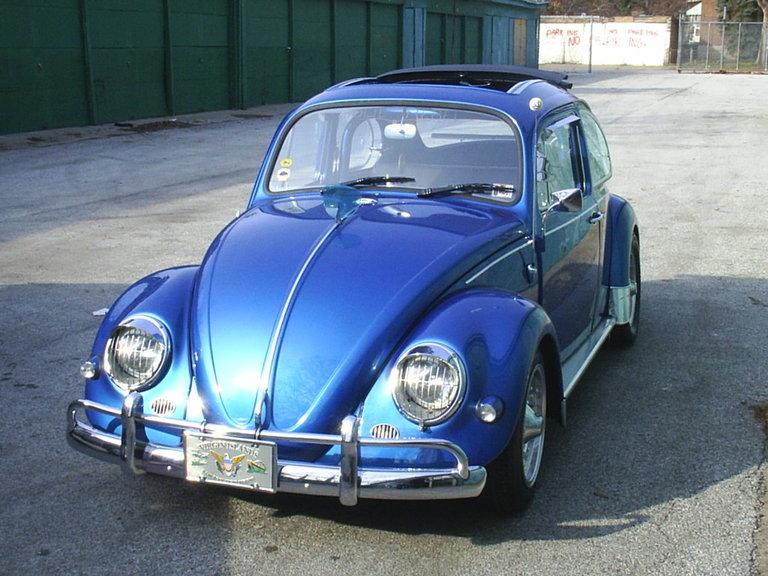 1967 - VW, Bug