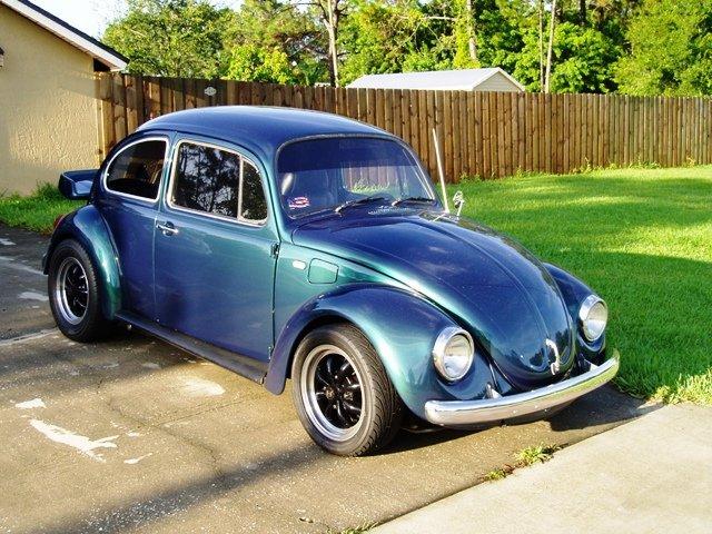 1972 - Volkswagen, Beetle