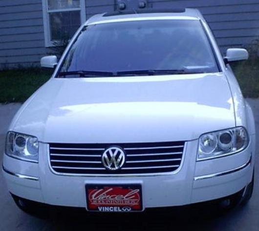 2002 - VW, Passat