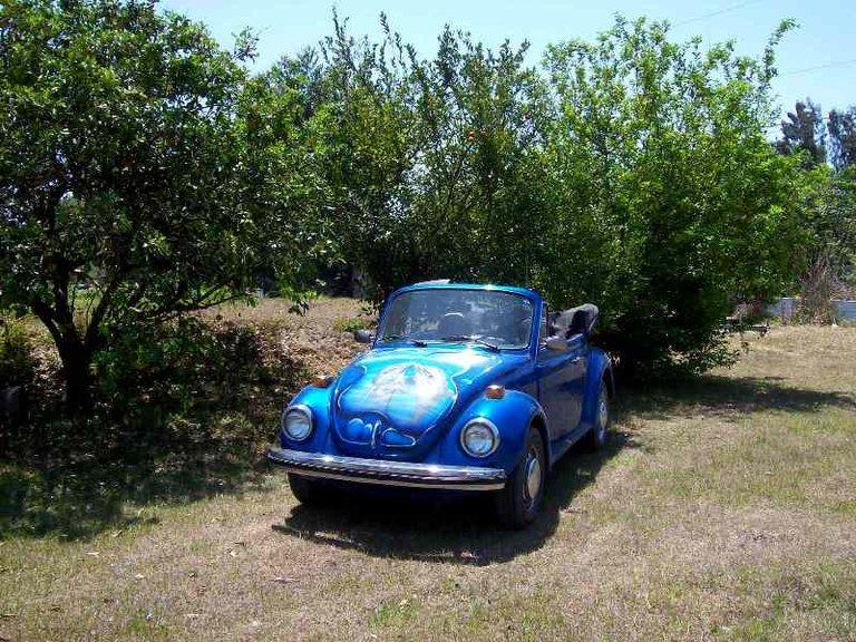 1974 - Volkswagen, Superbeetle Convertible