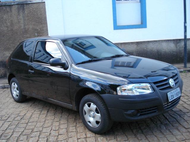 2007 - Volkswagen, Gol