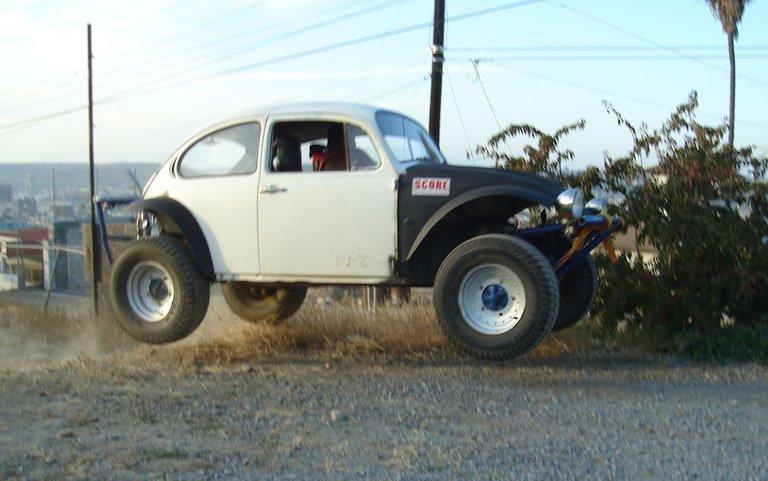 1971 - VW, Baja Bug
