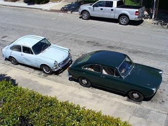 1967 - Volkswagen, Fastback Type 3