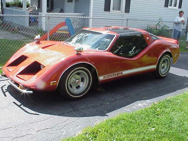 1974 - Volkswagon, Bradley GT