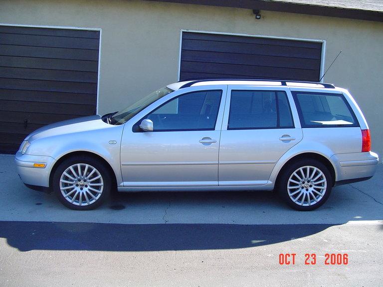2003 - Volkswagen, Jetta Wagon 1.8T