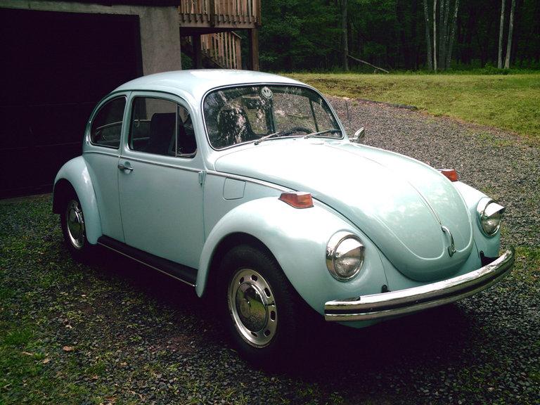 1972 - Volkswagen, Super Beetle