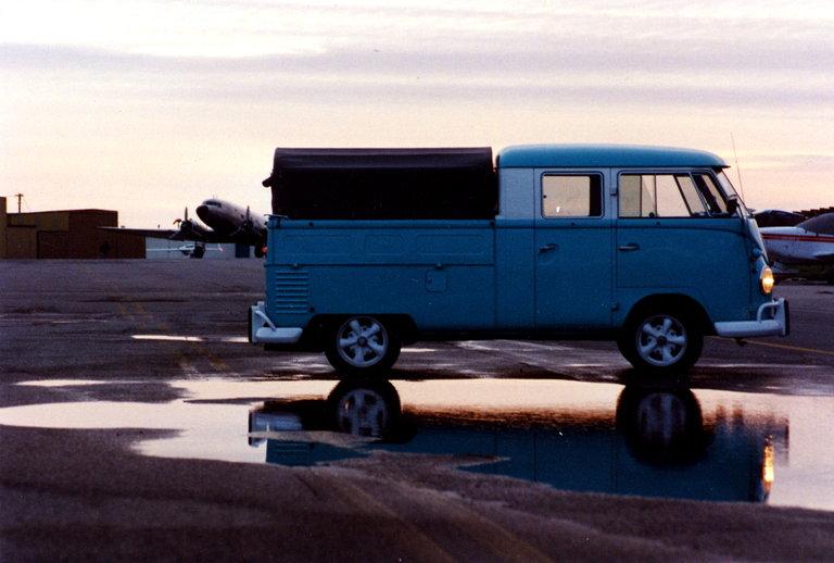 1959 - Volkswagen, Doublecab Pickup Truck