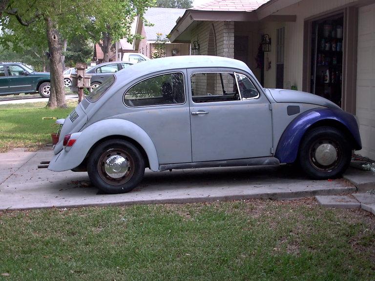 1970 - volkswagen, beetle