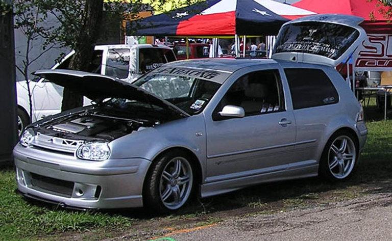 2003 - Volkswagen, Golf GTI