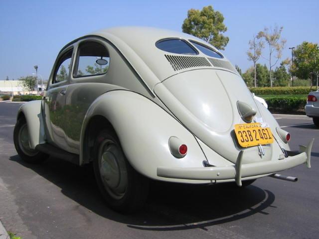 1949 - VW 11A, Standard