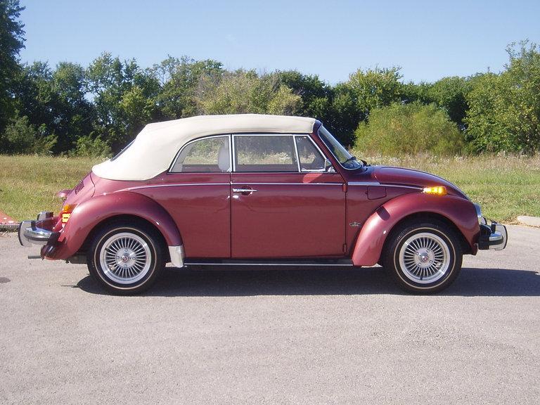 1978 - Volkswagen, Super Beetle Champagne Edition II