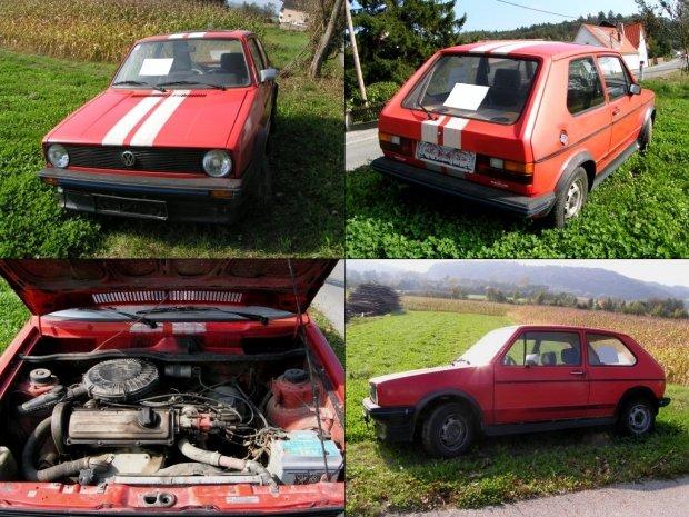 1982 - Volkswagen, Golf Type 17