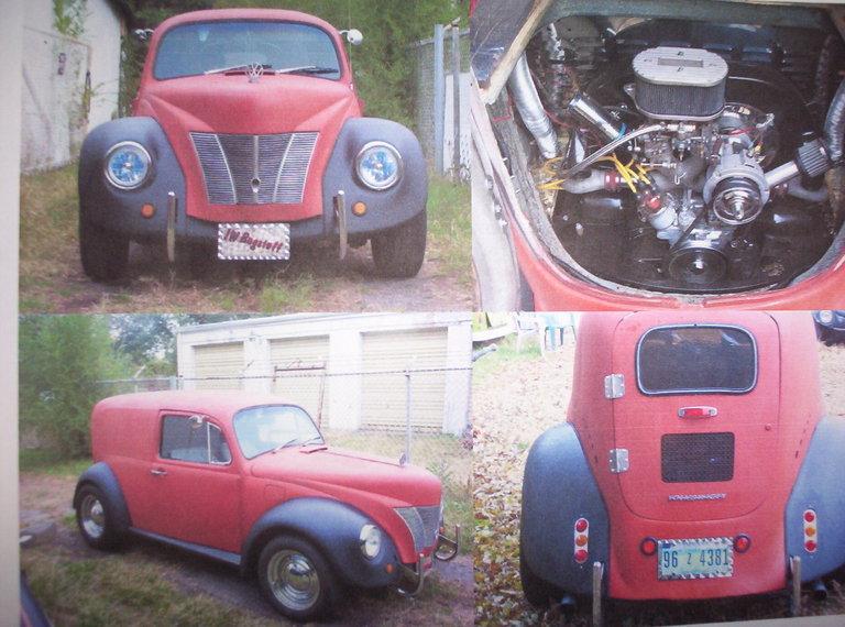 1970 - Volkswagon, Bug