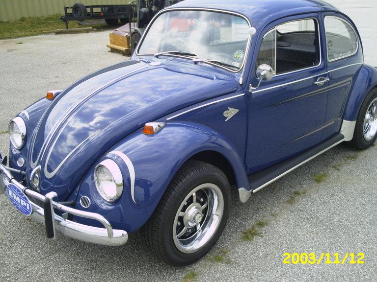 1967 - Volkswagen Beetle, EMPI  GTV