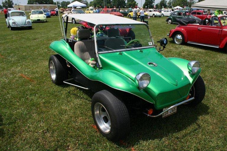 1975 - VW, Lido dune buggy