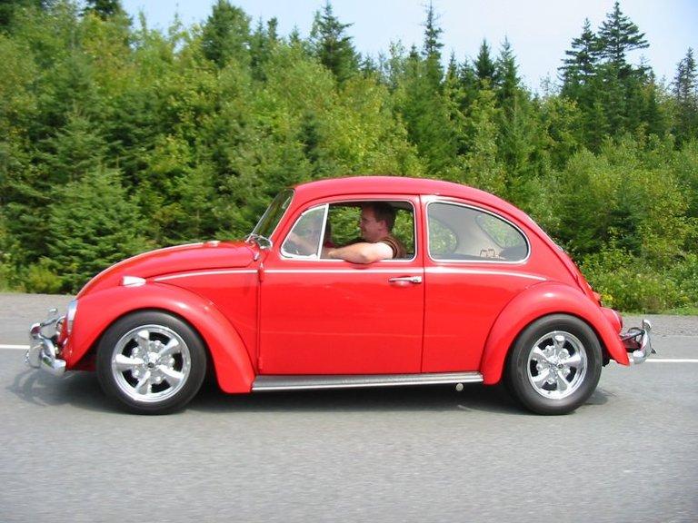 1967 - vw, beetle