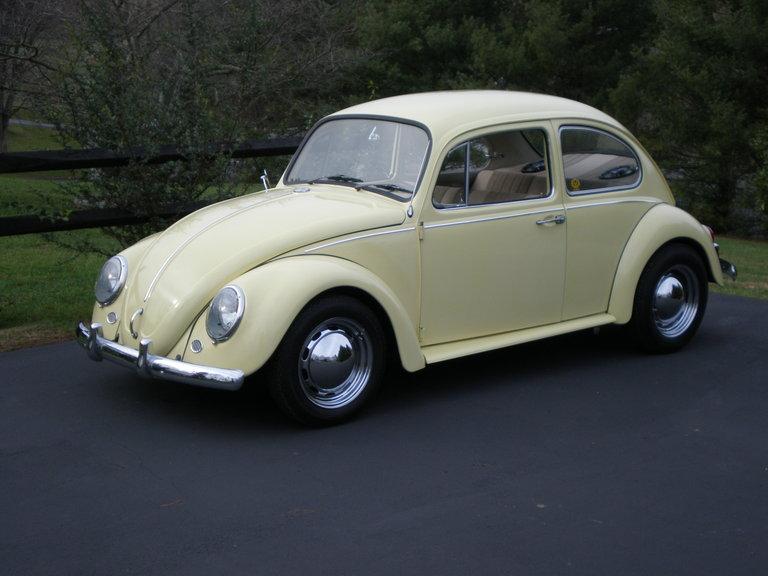 1967 - Volkswagon, Euro Beetle