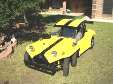 1968 - VW, 2X6 Roadster