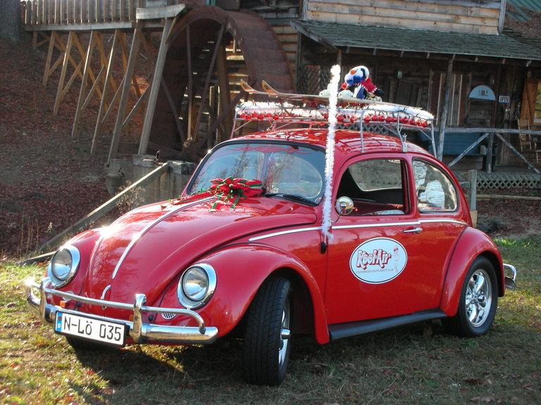 1965 - Volkswagen, Beetle
