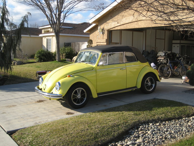 1968 - volkswagen, beetle
