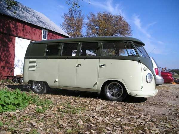 1958 - Volkswagen, Microbus