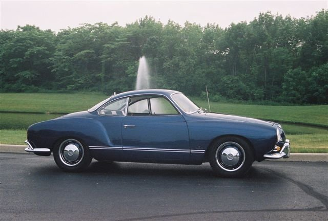 1967 - Volkswagen, Karmann Ghia