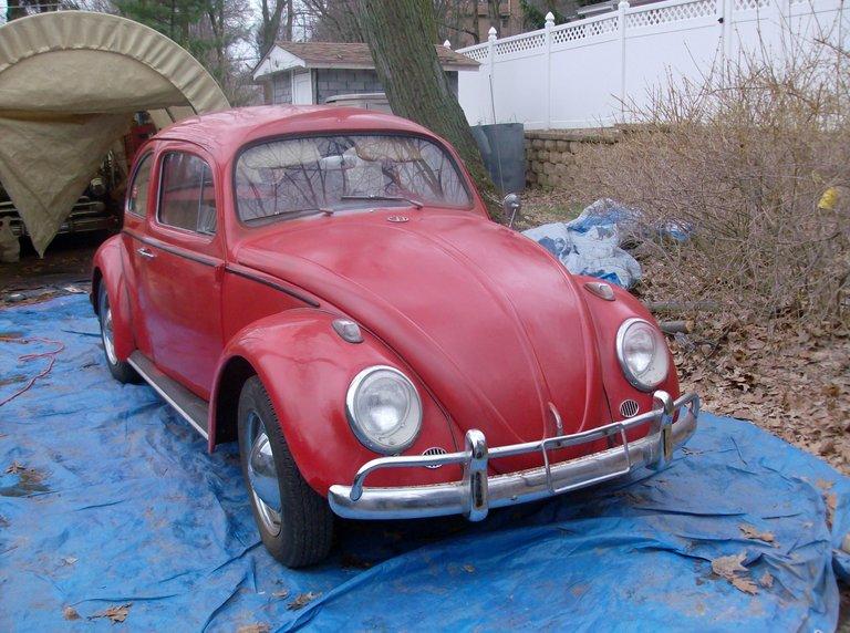 1964 - volkeswagon, beetle