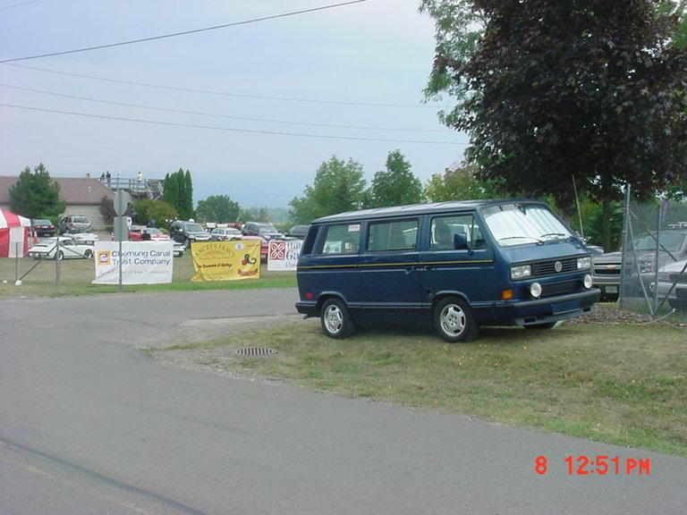 1988 - VW, Vanagon GL