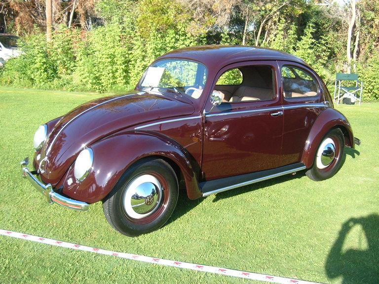 1951 - VW, Sedan