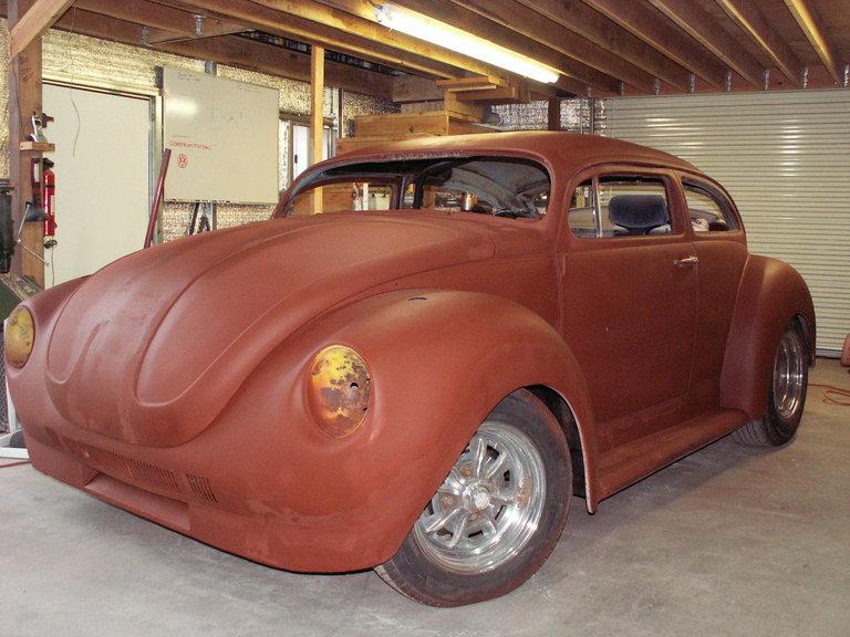 1969 - VW, Beetle