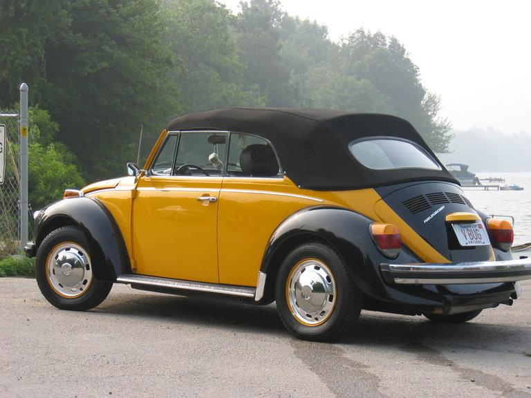 1977 - Volkswagen, Beetle Convertible