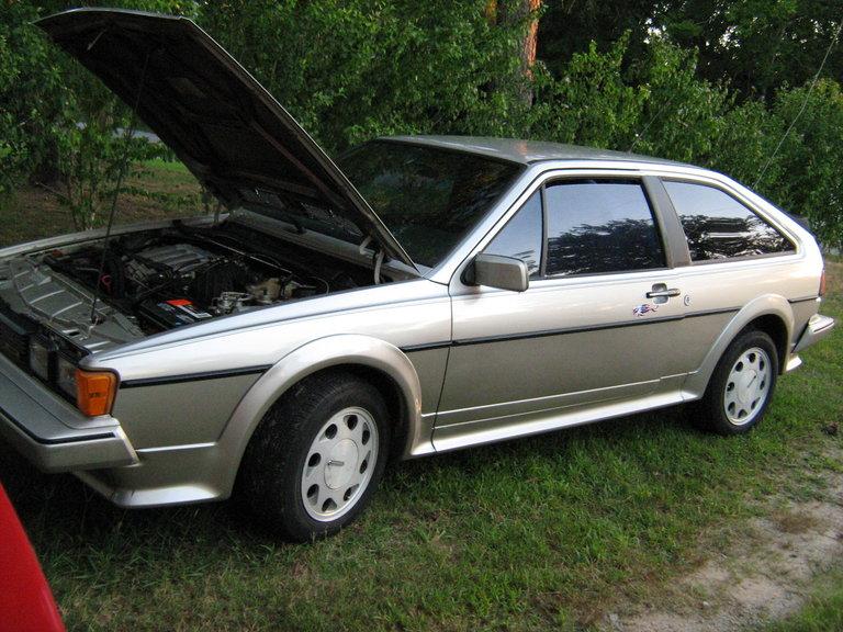 1988 - VW, Scirocco 16V