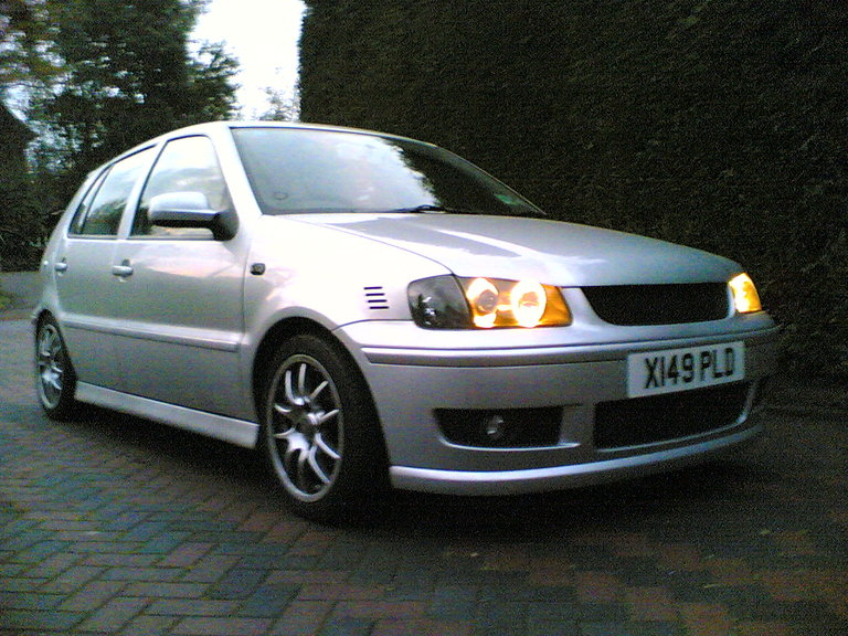 2000 - VW, Polo 1.4 SE