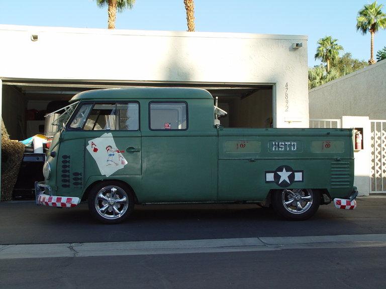 1961 - VW, Double Cab